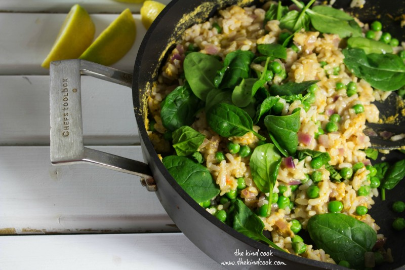 Easy Cheesy Lemon Risotto-2wm