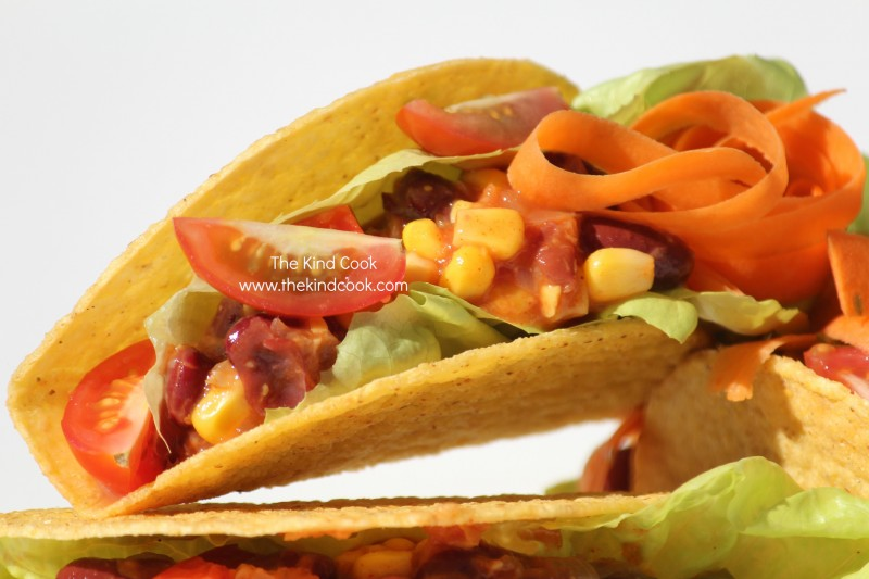 Easy Bean Tacos 1 wm