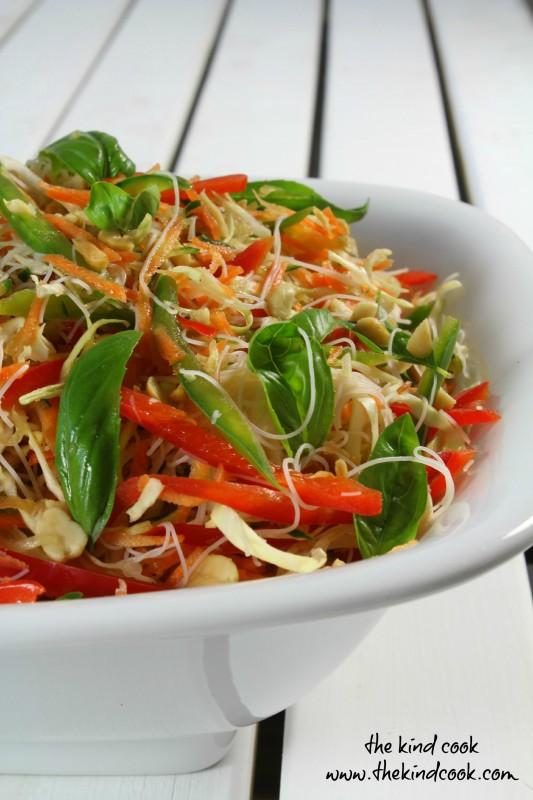 Cambodian Noodle Salad 2 wm