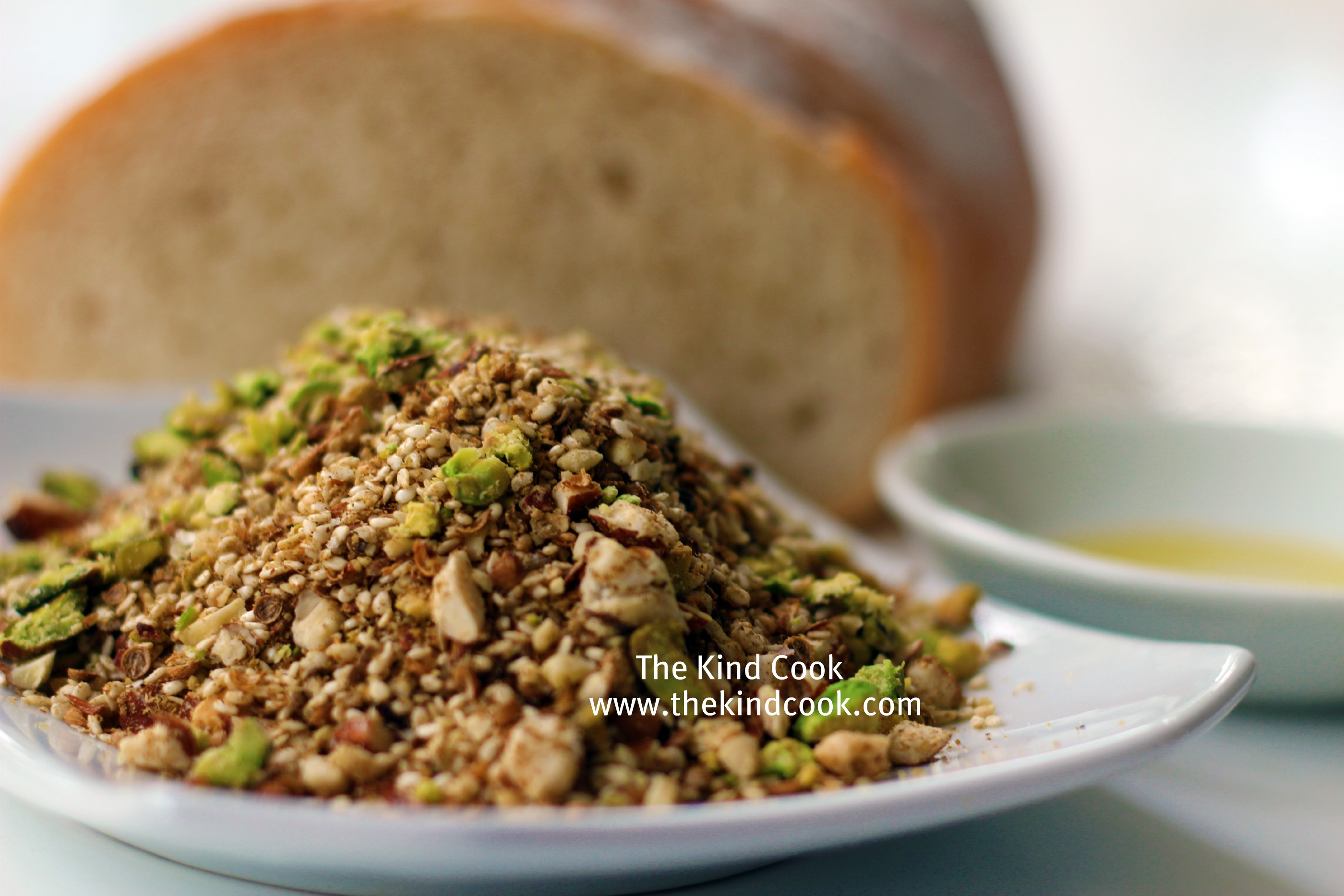 almond pistachio dukkah the kind cook