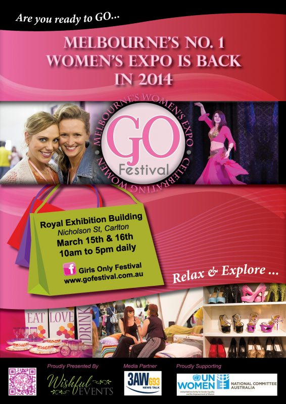 GO Festival March 2014