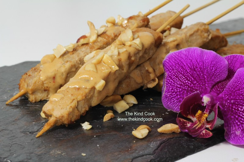 Satay Skewers wm042