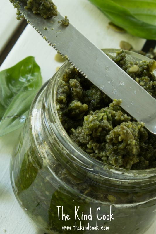 pumpkinseed pesto4wm