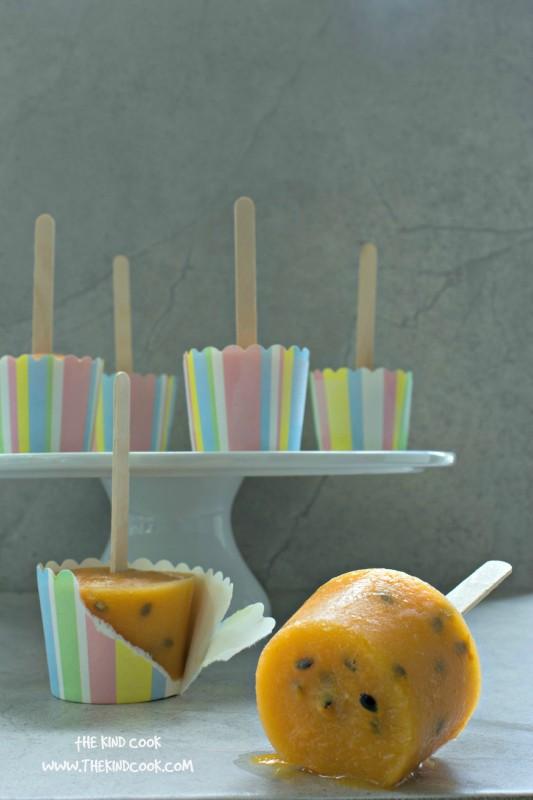 Mango Tropical  Ice TreatsWM